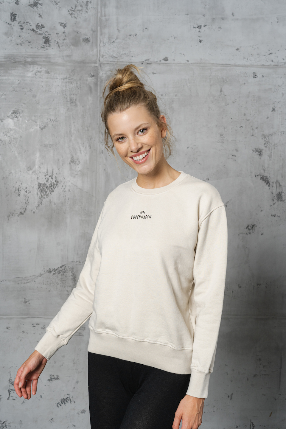 CPH Sweat 1 org. cotton ivory white - alternative 2