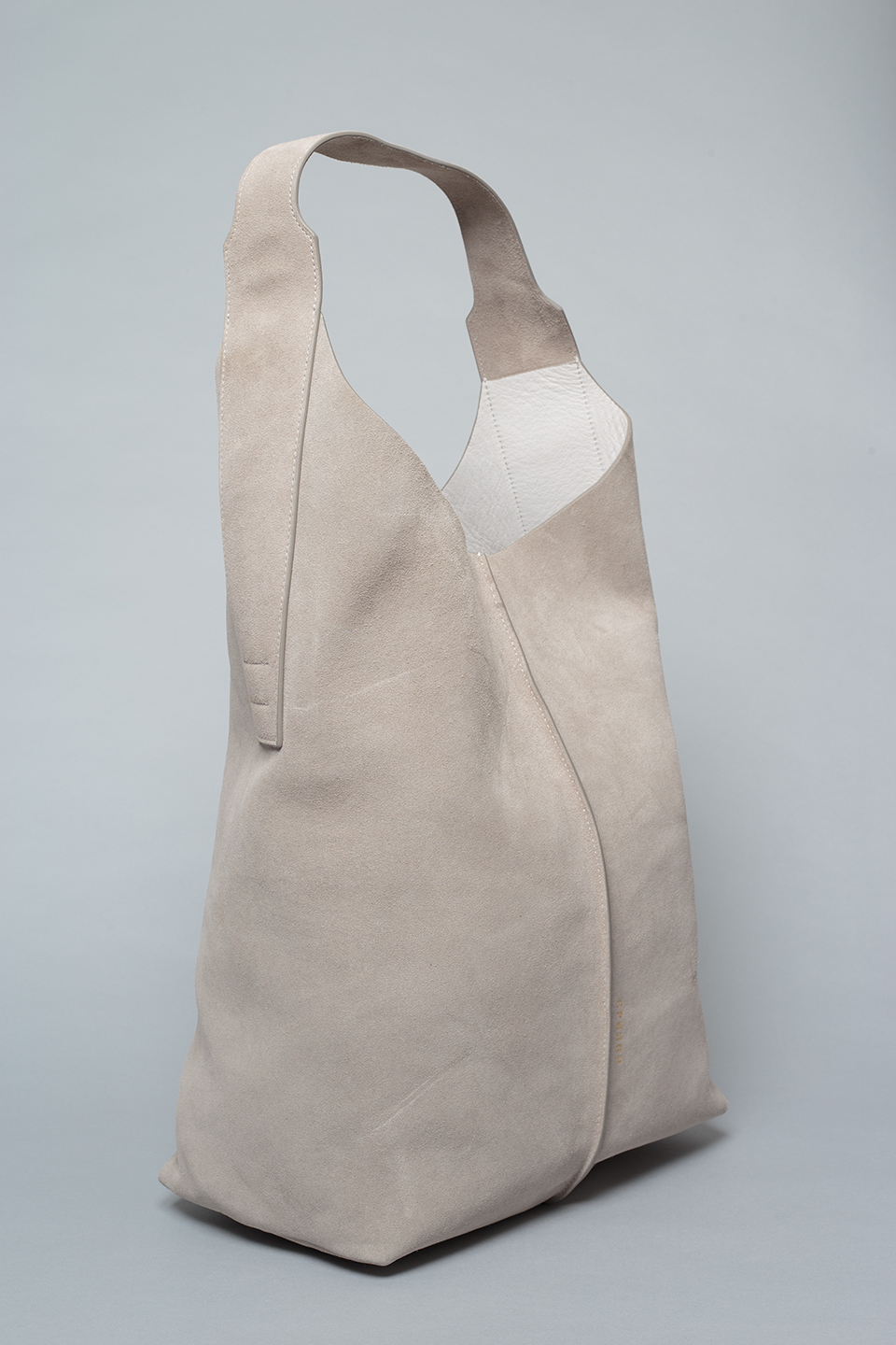 CPH Bag 1 crosta light grey - alternative 2